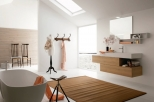 venta muebles de bano con lavabo sobre encimera-38