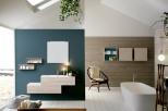 venta muebles de bano con lavabo sobre encimera-42