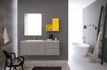 venta muebles de bano con lavabo sobre encimera-43