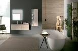 venta muebles de bano con lavabo sobre encimera-46