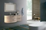 venta muebles de bano con lavabo sobre encimera-49