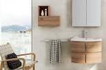 venta muebles de bano con lavabo sobre encimera-52