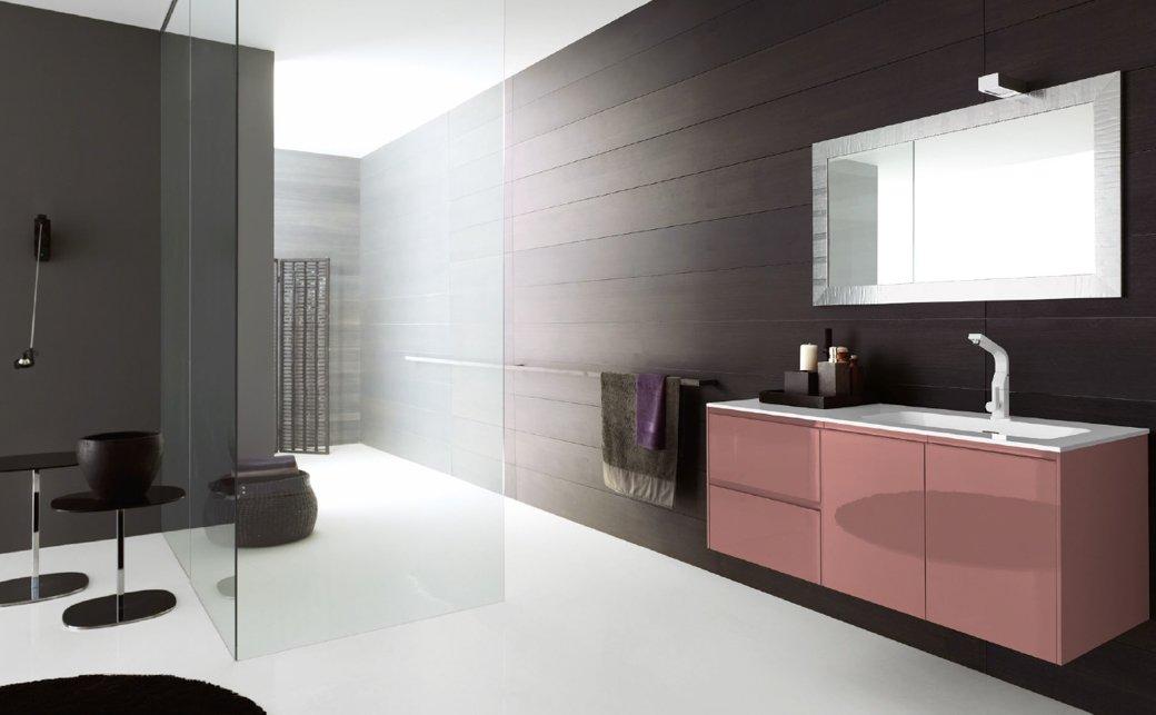 Baos con lavabos sobre encimera top bano pequeno general lavabo ceramica lavabos modernos with - Muebles para lavabos sobre encimera ...