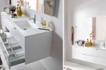 muebles de bano con lavabo incorporado en Durango-11