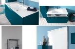 muebles de bano con lavabo incorporado en Durango-24