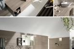 muebles de bano con lavabo incorporado en Durango-33