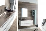 muebles de bano con lavabo incorporado en Durango-34