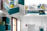 muebles de bano con lavabo incorporado en Durango-7