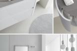 muebles de bano con lavabo incorporado en Durango-8