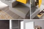 muebles de bano con lavabo incorporado en Durango-9
