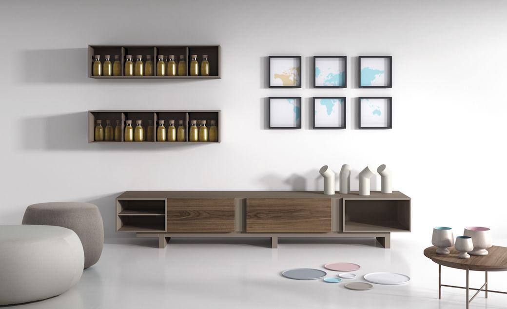 Muebles de salón • Productos decoración • Ganbera Interiorismo