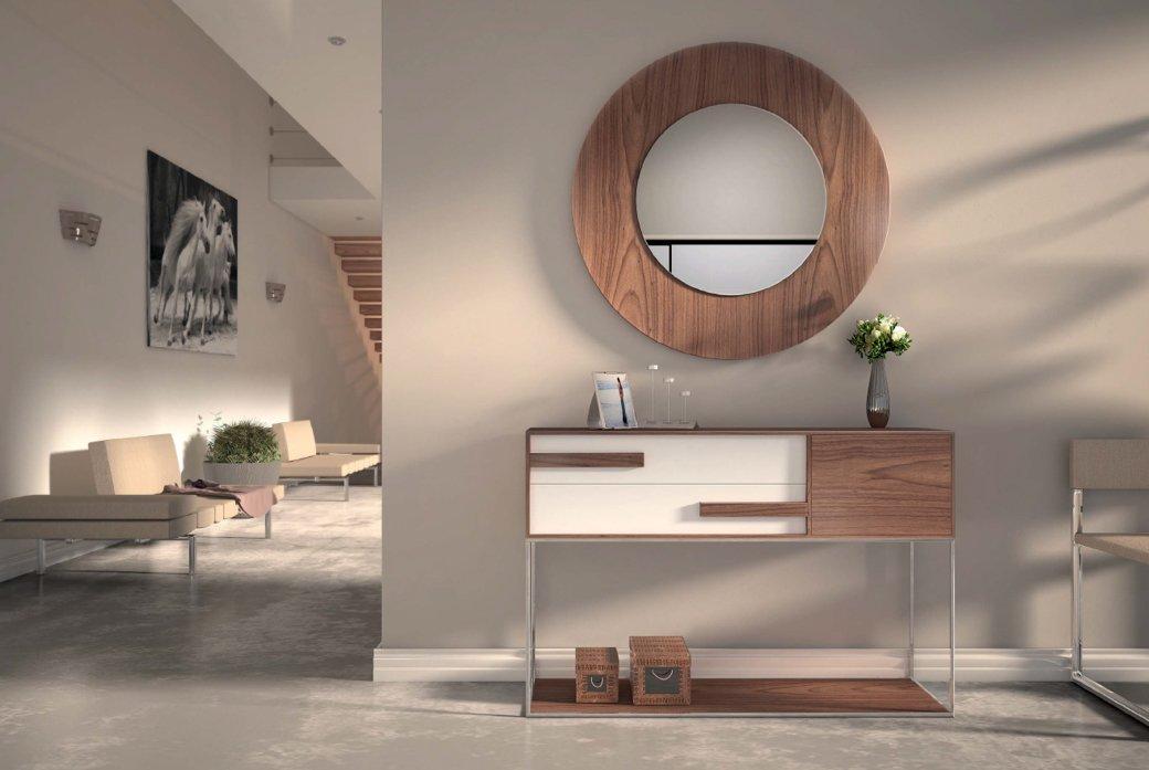 Muebles para recibidores productos ganbera interiorismo - Entradas y recibidores ...