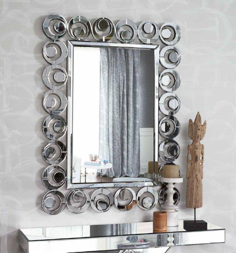 Espejos para recibidores productos ganbera interiorismo - Formas de espejos ...
