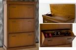 Venta de muebles zapateros en bizkaia durango-5