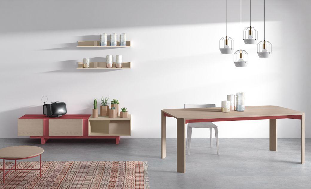 Beautiful Mesas Economicas De Comedor Contemporary - Casa & Diseño ...