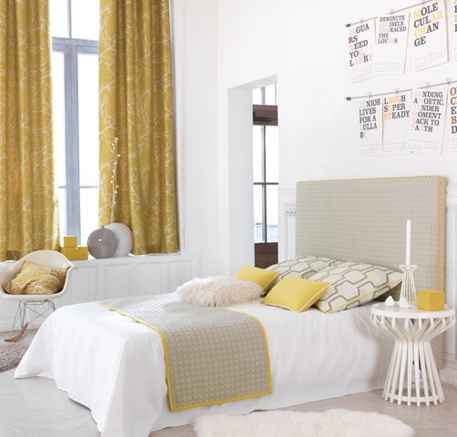 Cabeceros de cama tapizados productos ganbera interiorismo - Cabeceros tapizados fotos ...