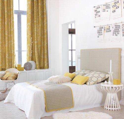 Cabeceros de cama tapizados productos ganbera interiorismo for Cabeceros de cama tapizados