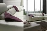 comprar sofa chaise longue barato Amorebieta Galdakao