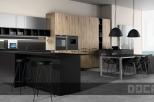 Diseno de cocinas modernas en bizkaia Ganbera Interiorismo-43