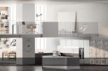 Diseno de cocinas modernas en bizkaia Ganbera Interiorismo-63