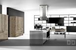 Diseno de cocinas modernas en bizkaia Ganbera Interiorismo