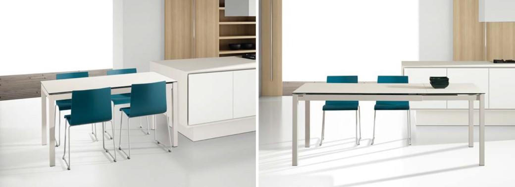 Mesas sillas y taburetes de cocina productos ganbera - Taburetes de cocina plegables ...