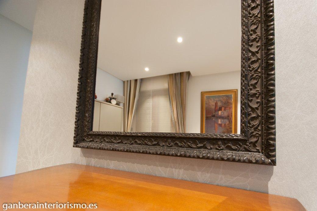 Espejos galer a im genes ganbera interiorismo for Espejos para habitaciones