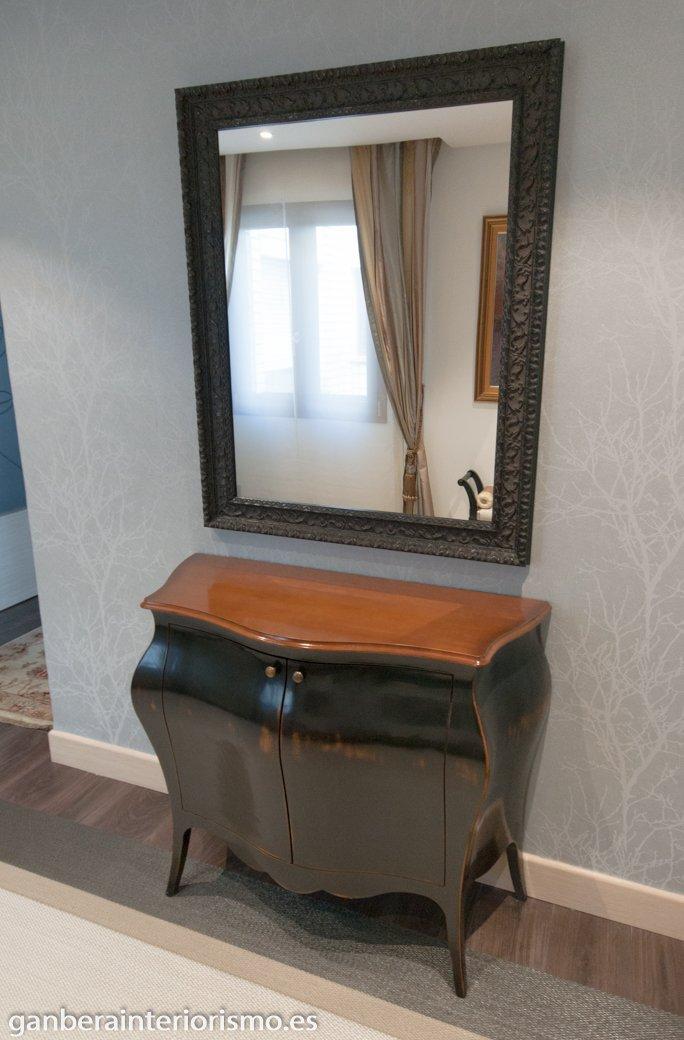 venta espejos para entradas y recibidores bizkaia