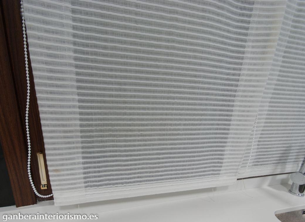 Visillos visillos visillos combinados con cortinas eden - Visillos y cortinas ...