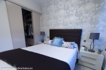Ropa de cama moderna para dormitorios matrimonio