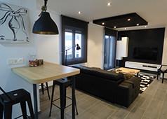 reforma decoracion apartamento de 55 m2 en Amorebieta