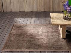 Presupuesto de alfombras de vinilo hechas a mano ultra suaves alfombras exterior