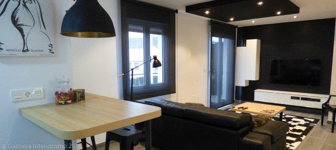 Reforma y decoración de un apartamento de 55 m2 en Amorebieta Cabecera articulo