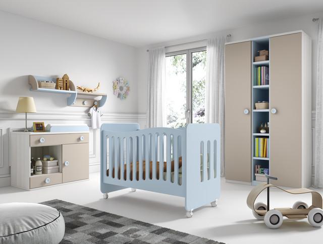 Cómo elegir muebles para la habitación de bebé