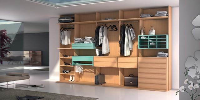 Diseño y venta de armarios vestidores en gipuzkoa